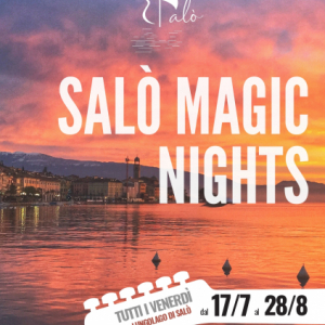 SALO' MAGIC NIGHTS